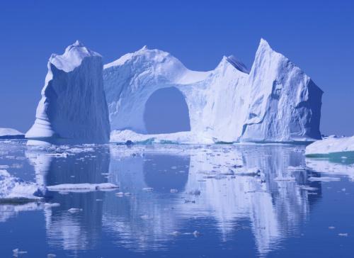 格陵兰冰川急融 全球海平面恐升50厘米(网摘) - 宗令      峻岭 - 畅想曲