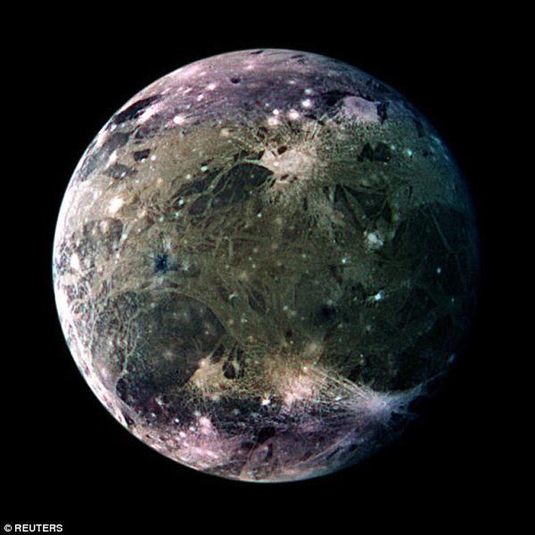 木星的木卫三拥有