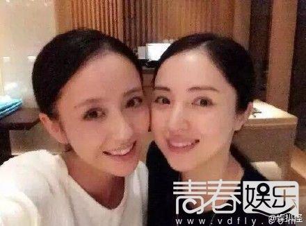 佟丽娅怀孕后卸妆素颜陈思诚认得出来吗?