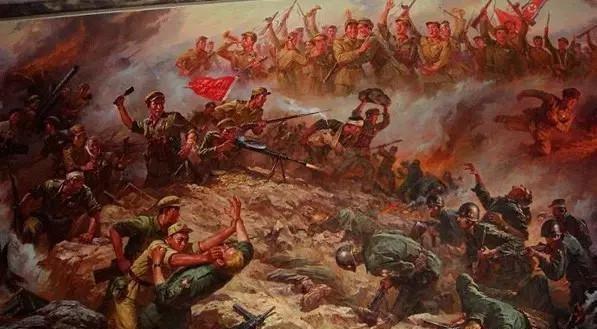 ...朝鲜15军上甘岭一战成名   六十年前的朝鲜战争是人类难以忘...