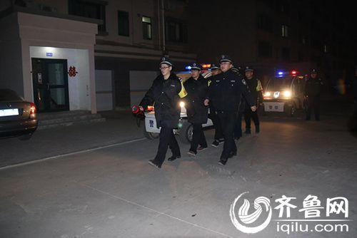 滨西分局组织开展冬季小学行动治安巡防成童礼专项图片