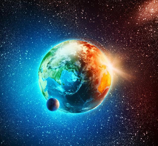 地球,会遭遇与其他星球碰撞的命运吗