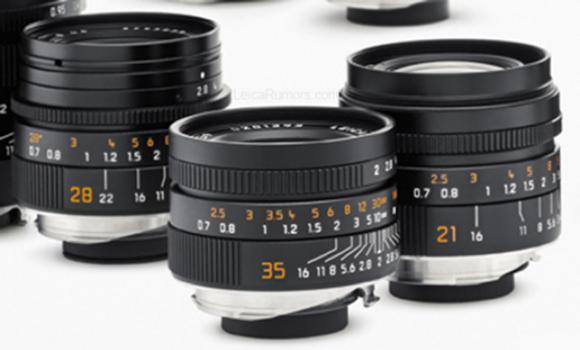 徕卡发布两款28mm镜头及一款35mm镜头