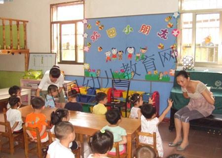 幼儿园管理:一个好老师究竟是啥样的 园长必读