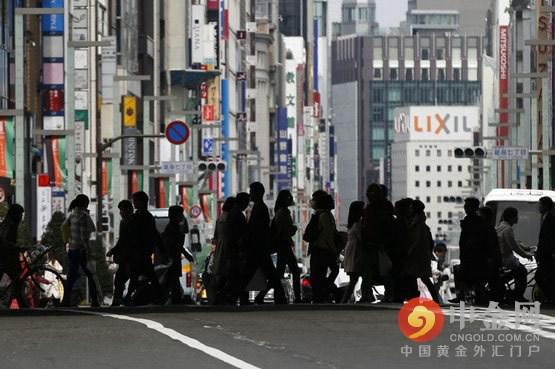 日本经济数据低迷 或因中国放缓忧虑所致
