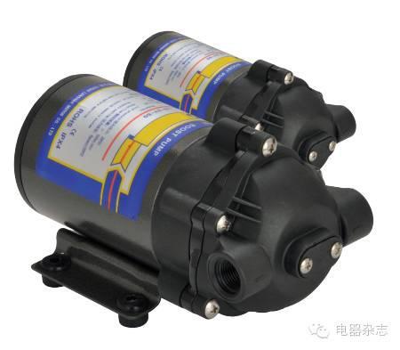 增压泵内部结构图片