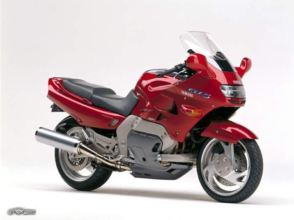 经典名车:雅马哈GTS1000 RADD