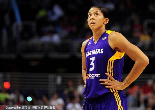 女飞人帕克入广东女篮 曾两获WNBA常规赛M